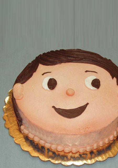 Boy Cake