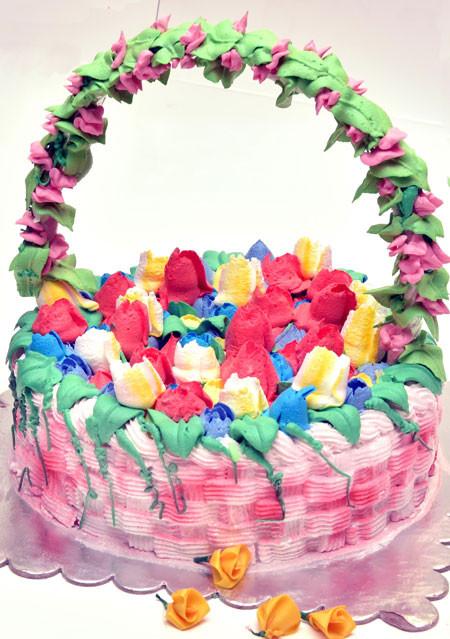 Flower Basket Grand