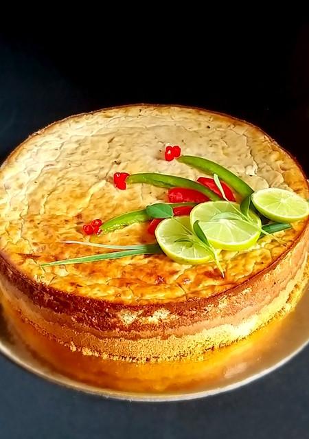 Chicken Cheesecake
