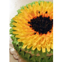 Sunflower Gateaux