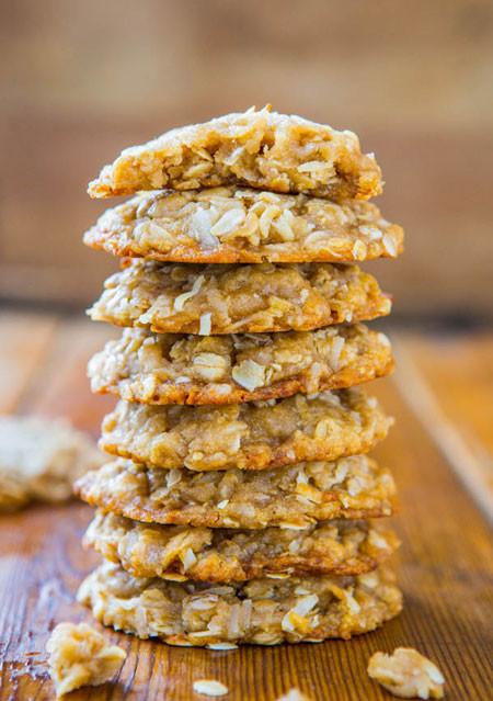 Honey & Oats Cookie
